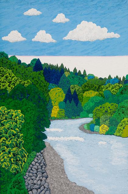 , 'Roeliff Jansen Kill,' 2014, ACA Galleries