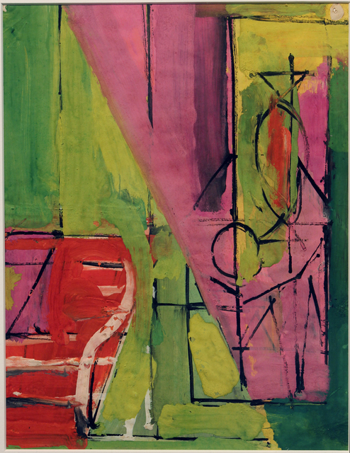 Fritz Bultman, 'Untitled', 1939, Octavia Art Gallery