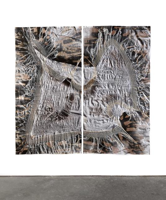 , 'Necessary Storms (1),' 2019, EUQINOM Gallery