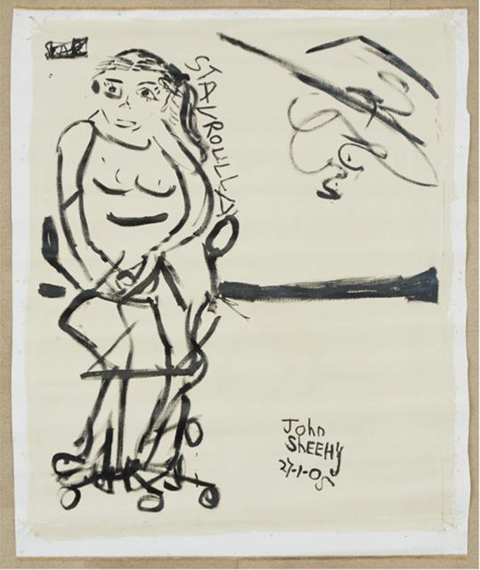 , 'Long Gone,' 2005, Studio Voltaire