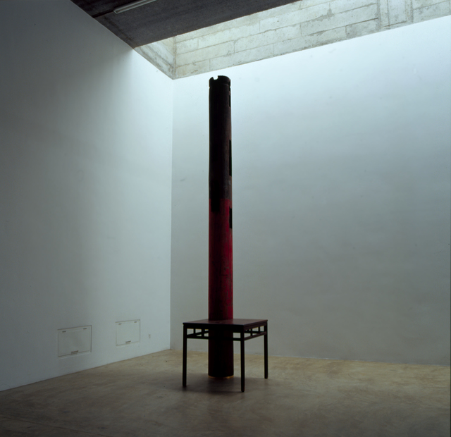 , 'Table and Pillar,' 2002, Royal Academy of Arts