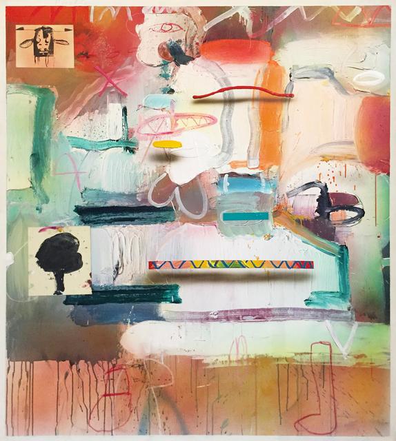 , 'Pueblo,' 1987, Allan Stone Projects