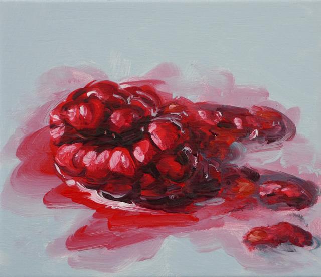 , 'Raspberrys,' 2008, Aki Gallery