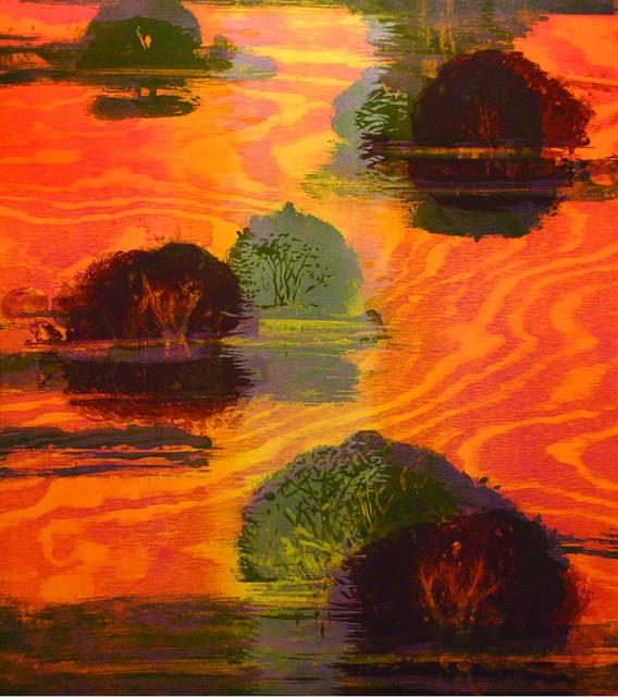 , 'Gail's Island II,' 2008, Albert Merola Gallery