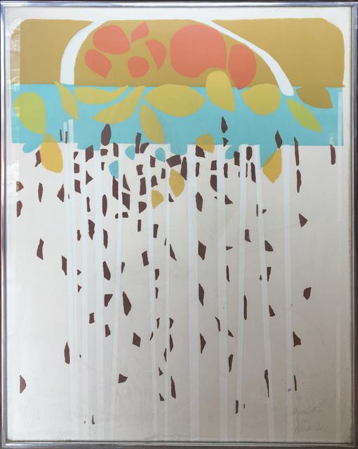 , 'Aspens Series No. 10,' ca. 1970, 203 Fine Art