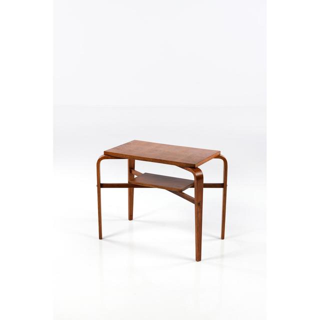 Ubunji Kidokoro, 'Side Table', towards 1935-1940, PIASA