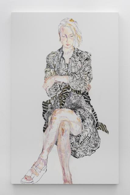 , 'Freya,' 2016, Amar Gallery