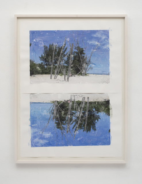 , 'Captiva - Reflection,' 2016, Galleria Pack