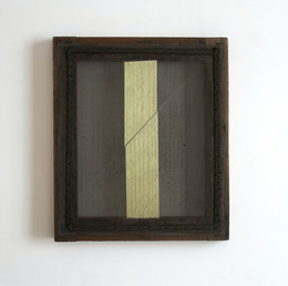 , 'Blade #1,' 2014, Mendes Wood DM