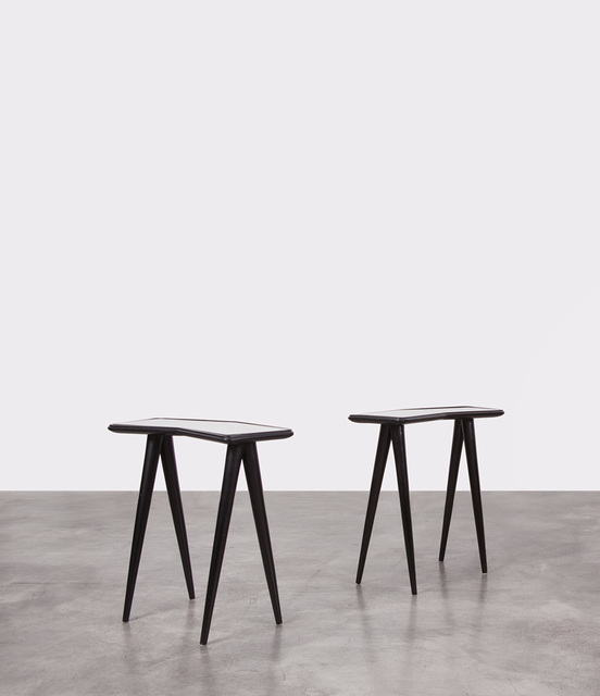 , 'Side Tables,' 1936-1941, Giustini/Stagetti Galleria O. Roma