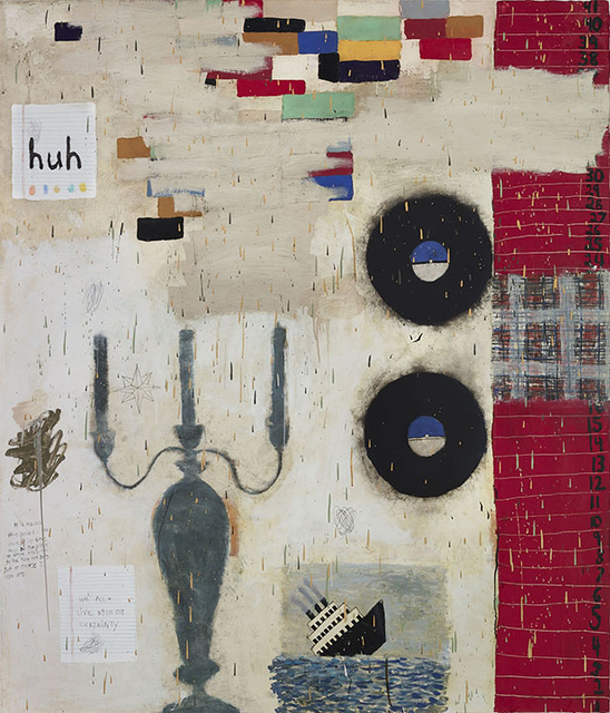 Squeak Carnwath, 'Common in Ten Languages', 2013, Seager Gray Gallery