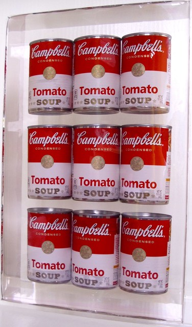, 'Cambell's soup,' 2017, Galerie Galea