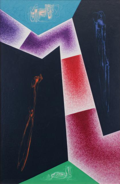 , 'Polymer No. 15,' 1959, Addison Rowe Gallery