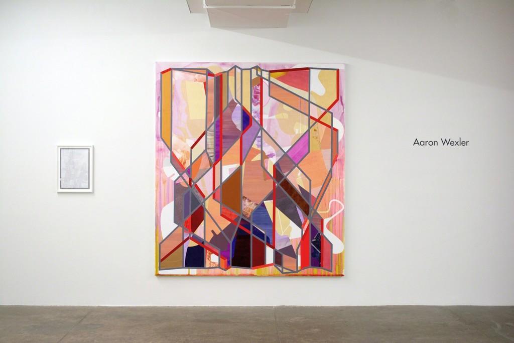 Aaron Wexler, Winter, 2014, abcdefghijklmnopqrstuvwxyz, 2015