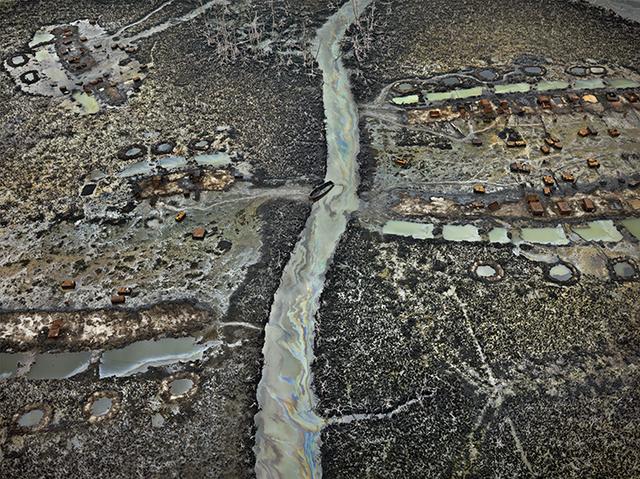 , 'Oil Bunkering #1, Niger Delta, Nigeria,' 2016, Nicholas Metivier Gallery