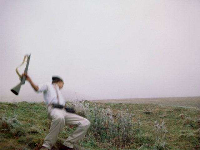 , 'Man Falling,' 2007, Other Criteria