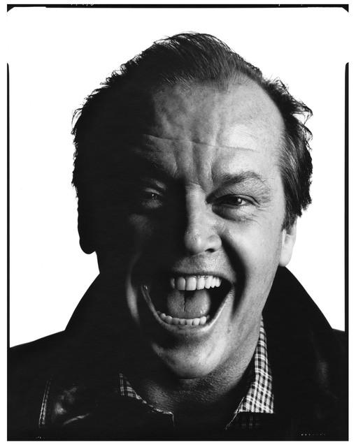 , 'Jack Nicholson,' 1984, Padiglione d'Arte Contemporanea (PAC)