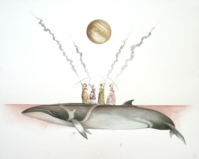, 'Venus in Sagittarius,' 2015, Galerie Youn