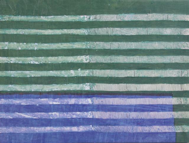 , 'Trama três,' 2014, Galeria Leme