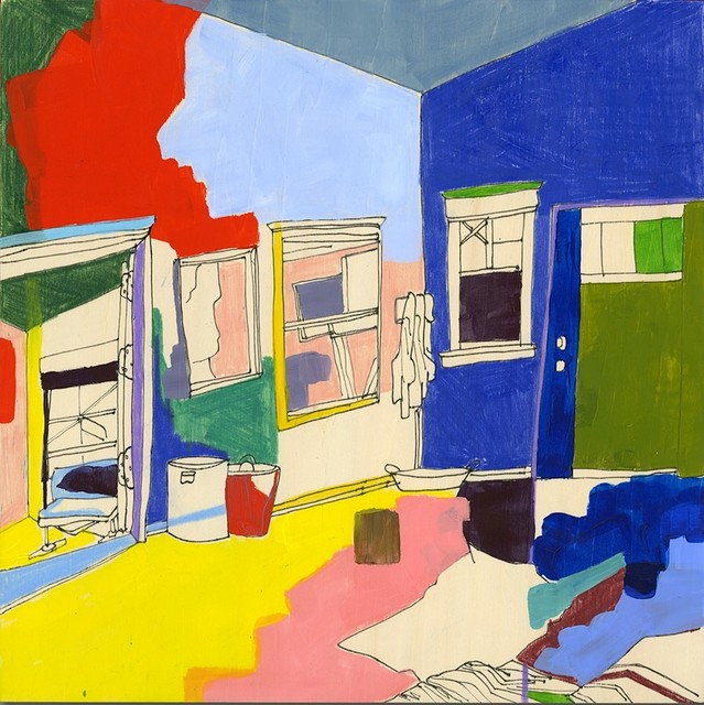 , 'Front Room,' 2014, National YoungArts Foundation