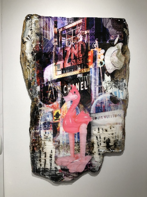 Bram Reijnders, 'Shopping spirit', 2019, Okker Art Gallery