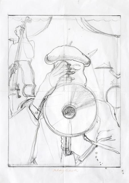 Konrad Klapheck, 'Jazzclub 52nd Street', 2005, Galerie Lelong & Co.