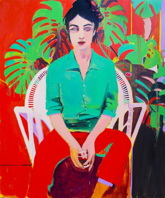 , 'Menken and Maas,' 2019, Wally Workman Gallery
