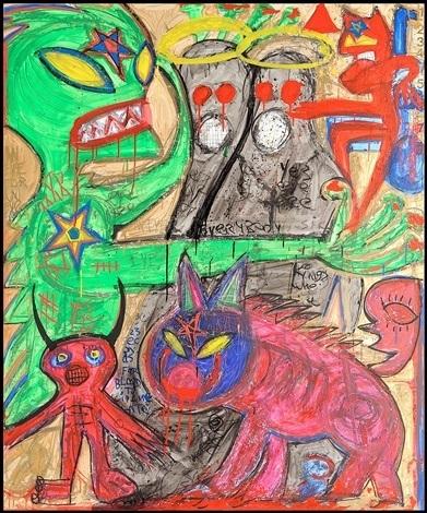, 'Everybody's Ick,' 2006, 55Bellechasse