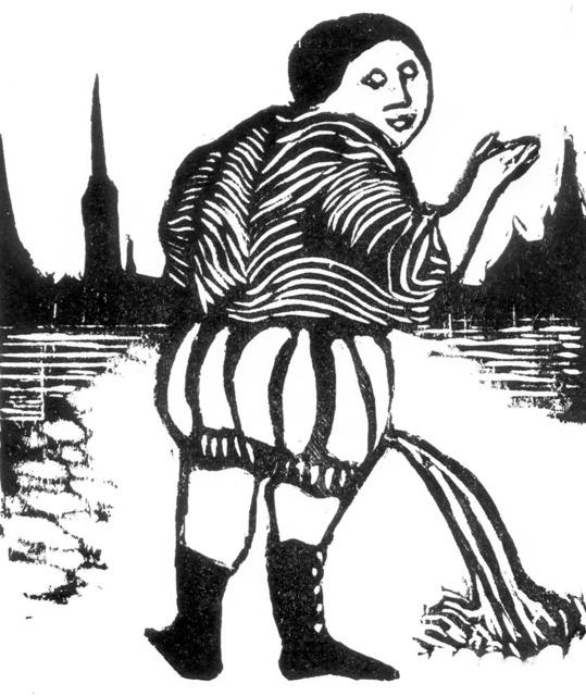 , 'Gargantua and Pantagruel I,' 1994, PRATT CONTEMPORARY / PRATT EDITIONS