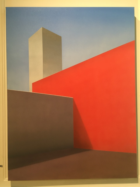 , 'The Mexico House,' -25, Keene Arts