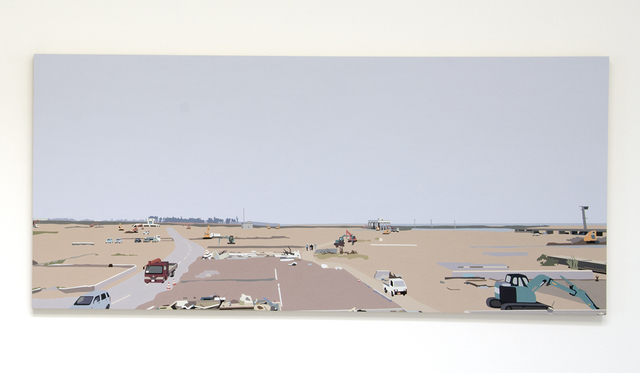 , 'Disaster Area,' 2013, Christopher Grimes Projects