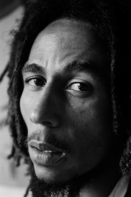 , 'Bob Marley Portrait #1,' 1976, Anastasia Photo