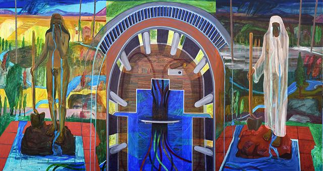 Ke Francis, 'Hanging Garden (Triptych)', ca. 2018, Bill Lowe Gallery
