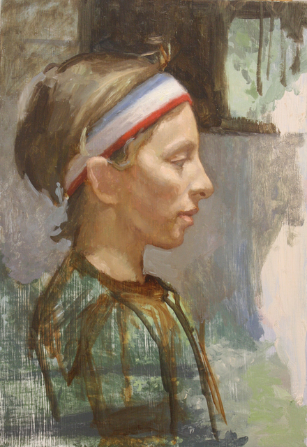 , 'Odie in Headband,' , Dowling Walsh