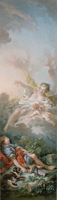 , 'Aurora and Cephalus,' 1769, Kimbell Art Museum