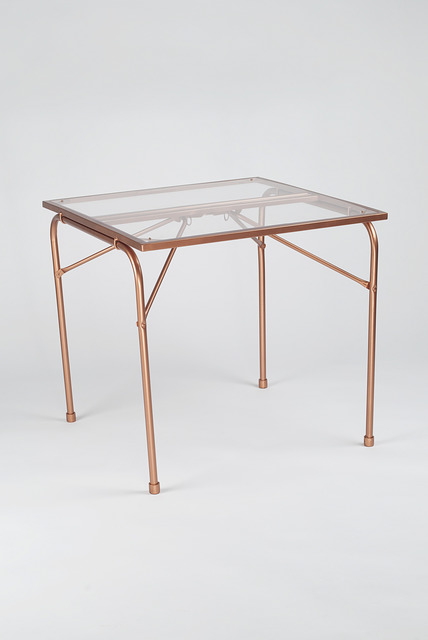 , 'Corona Table,' 2018, Anáhuac
