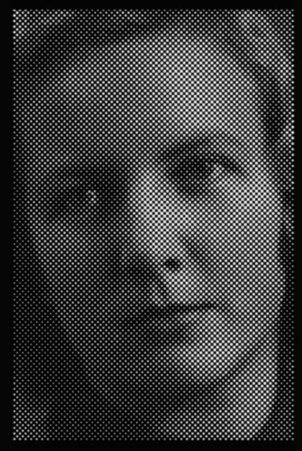 , 'Portrait from Archives / I,' 2016, Galerie de Bellefeuille