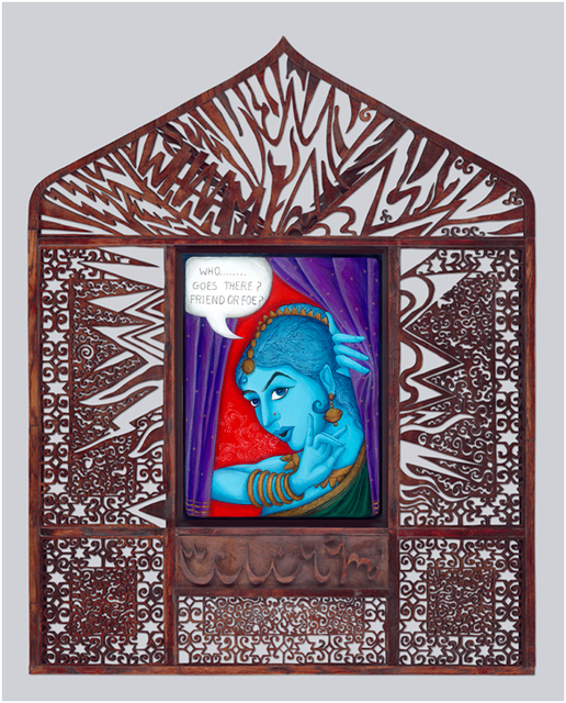 ", 'Finding Home #102 ""Lilith"" (Fereshteh),' 2008, ACA Galleries"