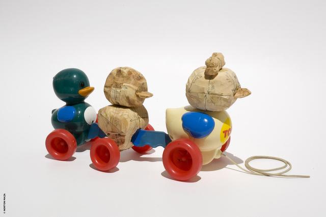 , 'La Necesidad de Jugar 18,' 2002, Isabel Croxatto Galería