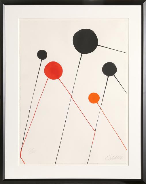 Alexander Calder, 'Balloons', 1968, RoGallery