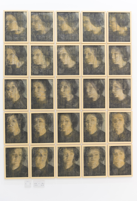 , 'Portrait Sequence,' 2017, al markhiya gallery