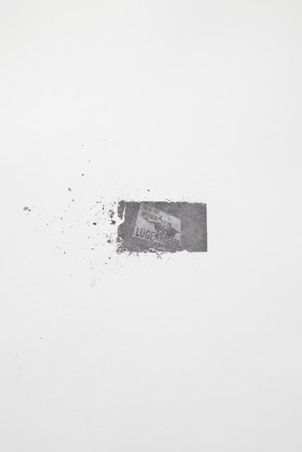 , 'Kaffeemaschine,' 2018, Dürst Britt & Mayhew