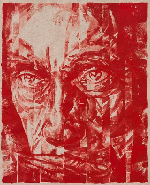 ", '""The way. 2"",' 2017, Krokin Gallery"