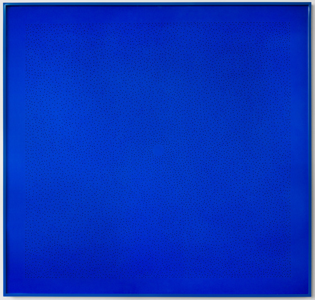 , 'Orifice, Blue (Holding Space),' 2018, Ghebaly Gallery