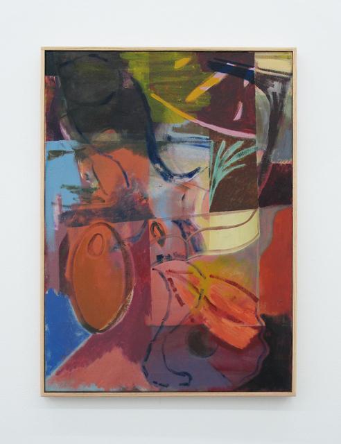 , 'Benson,' 2017, V1 Gallery