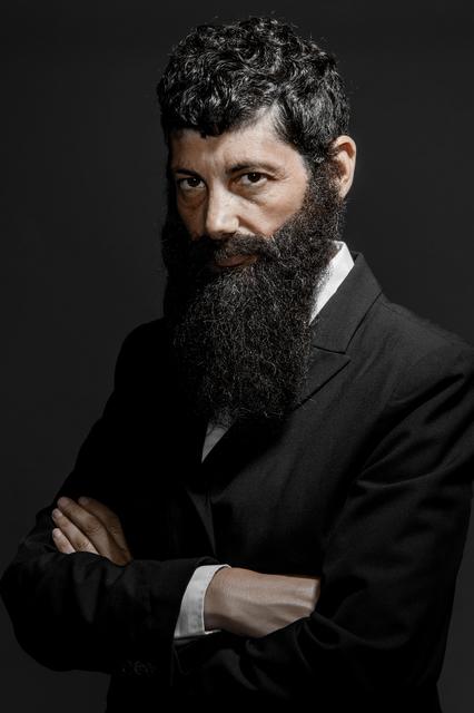 , 'Herzl I,' 2015, Manifesta Foundation