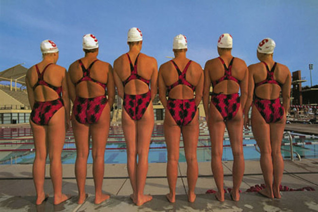 , 'The Stanford's University Women's Swim Team, Paolo Alto, California, 2001,' 2001, Madelyn Jordon Fine Art