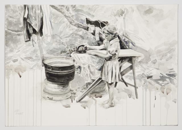 , 'Chores,' 2016, Nancy Hoffman Gallery