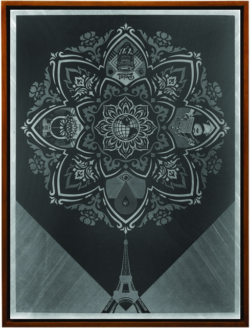 Shepard Fairey (OBEY), 'A Delicate Balance', 2015, Underdogs Gallery