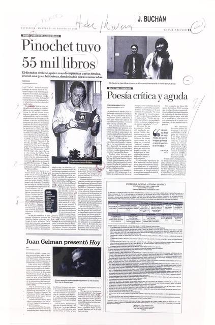 Carlos Amorales, 'Quinta Nota Excelsior', 2013, Sapar Contemporary